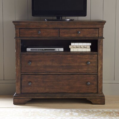 Birch Lane Schaffer Media Chest
