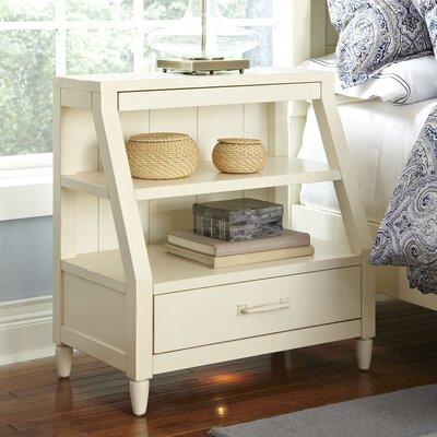 Birch Lane Reeves Open-Shelf Nightstand