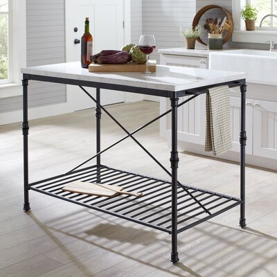 Birch Lane Castille Kitchen Island