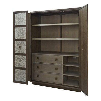 Birch Lane Castor Armoire
