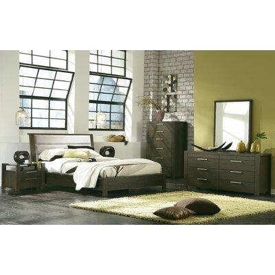 Brayden Studio Sirena Platform Customizable Bedroom Set