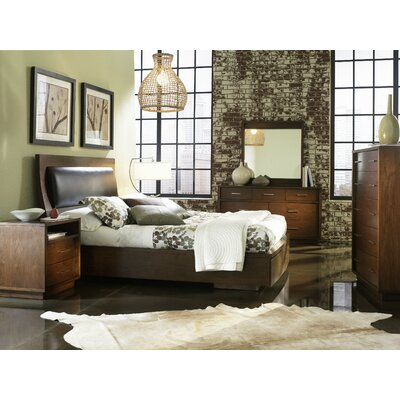 Wade Logan Julien Sleigh Customizable Bedroom Set