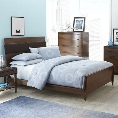 Casana Furniture Company Parallel Panel Bed