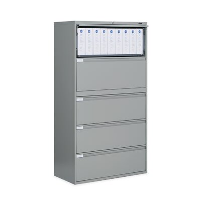 Global Total Office 9300 Series 5-Drawer  File