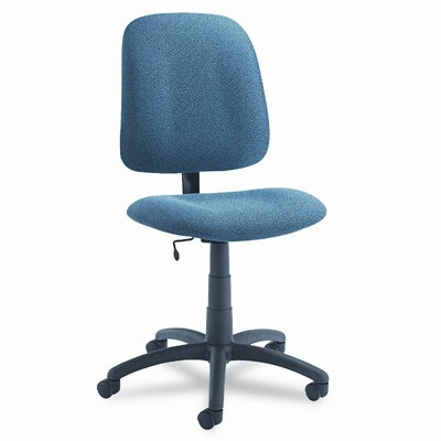 Global Total Office Goal Armless Low-Back Pneumatic Task Chair Image