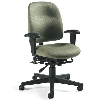 Global Total Office Granada Low-Back P..