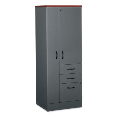 Global Total Office 2 Door Storage Cabinet
