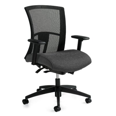 Global Total Office Vion Medium Back Mesh Office Chair