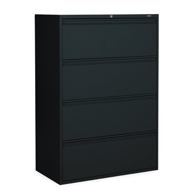Global Total Office 1900P Series 4-Drawer  F..