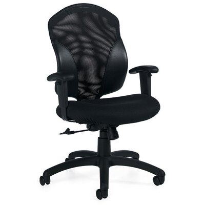 Global Total Office Tye Mid-Back Pneum..