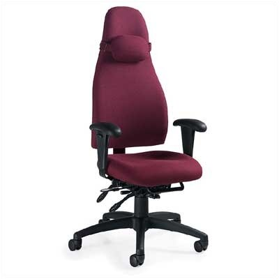 Global Total Office OBUSForme High-Back P..