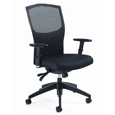 Global Total Office Alero Mid-Back Pne..