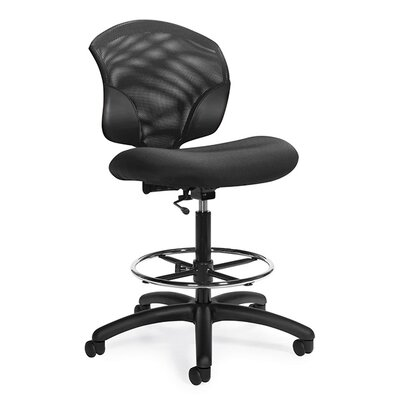 Global Total Office Tye Low-Back Mesh Pneumatic Task Chair