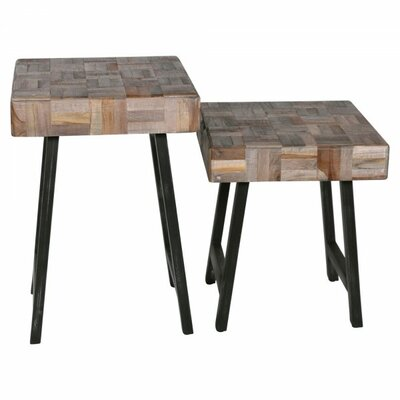 Ren-Wil 2 Piece End Table