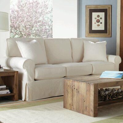 Rowe Furniture Nantucket Slipcovered Sleeper Sofa