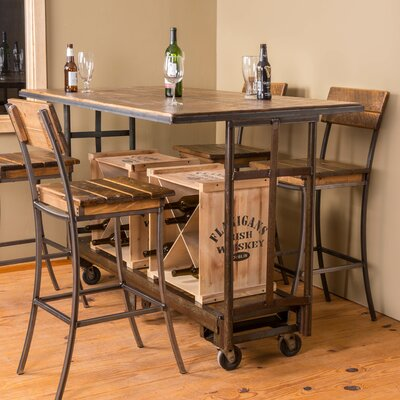 Napa East Collection Pub Table
