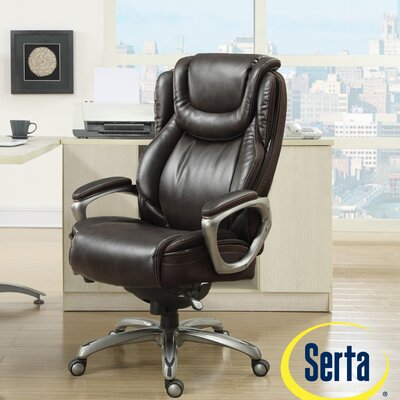 Serta at Home Harmony High-Back Executive Chair