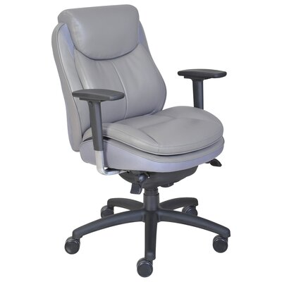 Serta at Home Series 400 Puresoft® Mid-Back Task Chair