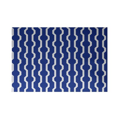 E by design nuts and bolts decorative holiday geometric for Geometric print area rugs