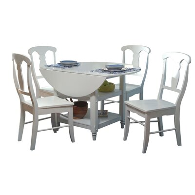 Alcott Hill Harwick 5 Piece Dining Set