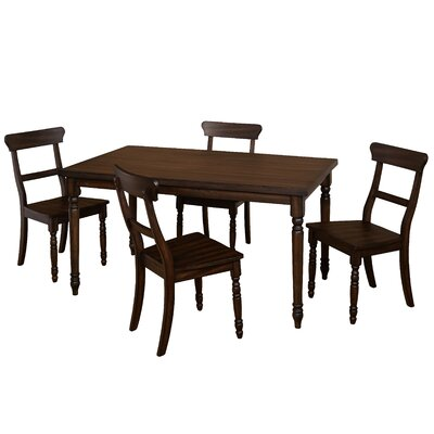 TMS Muses 5 Piece Dining Set