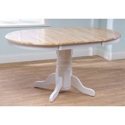 One Allium Way Leonora Extendable Dining Table