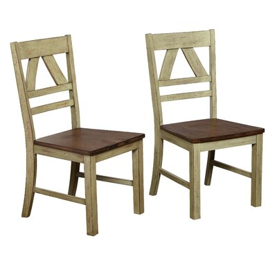August Grove Galena Side Chair (Set of 2)