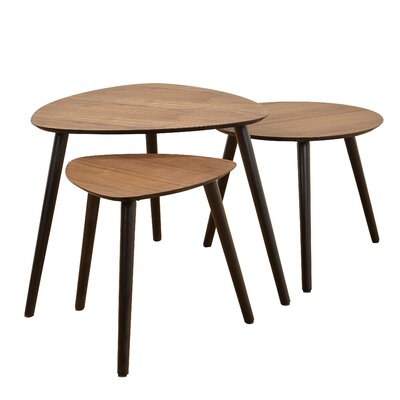 Varick Gallery Sevin 3 Piece Nesting Tables