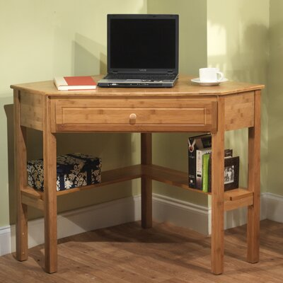 Bay Isle Home Mango Corner Writing Desk Image
