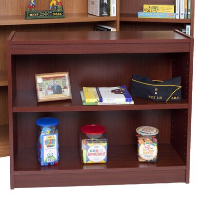 NORSONS INDUSTRIES LLC Essentials Laminate Series Standard Bookcase
