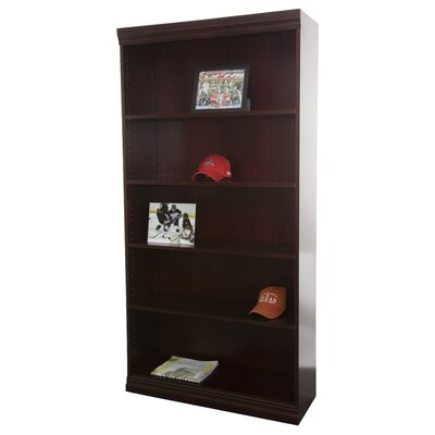NORSONS INDUSTRIES LLC Jefferson Traditional Series Standard Bookcase