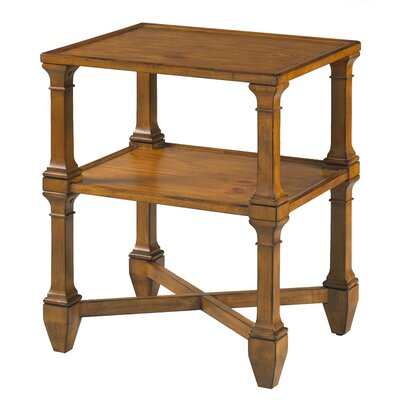Reual James Amalfi End Table