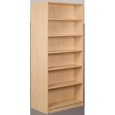 Stevens ID Systems Library Starter Double Face Shelf 84