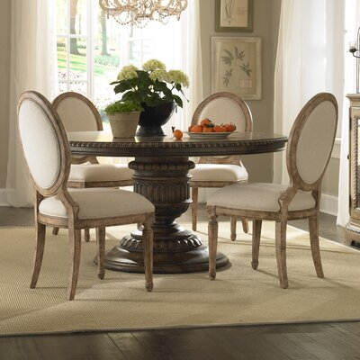 Accentrics by Pulaski Daphne 5 Piece Dining Set Image