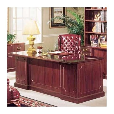 High Point Furniture Bedford Double Executive Desk