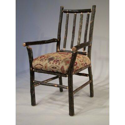 Flat Rock Furniture Berea Rail Back Arm Chair