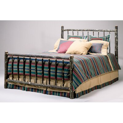 Flat Rock Furniture Berea Panel Bed