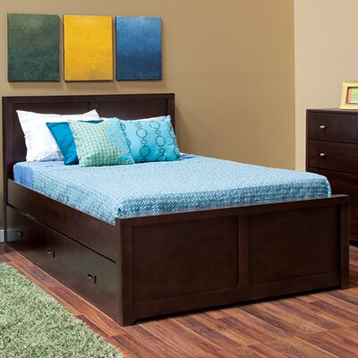 Epoch Design Peyton Full Platform Customizable Bedroom Set