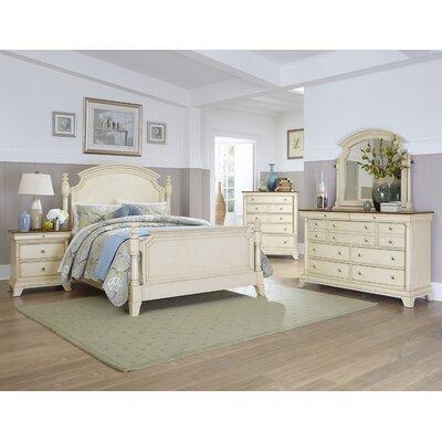 Woodhaven Hill Inglewood II Panel Customizable Bedroom Set