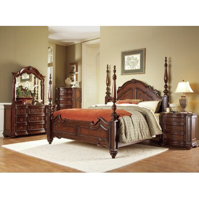 Woodhaven Hill 1390 Series Four poster Bed