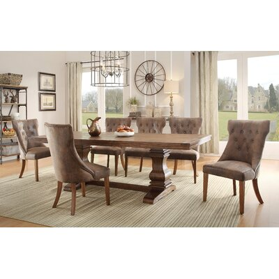 August Grove Elton Extendable Dining Table