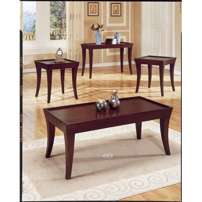 Woodhaven Hill 3216 Series 3 Piece Coffee Table Set