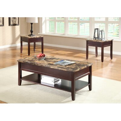 Woodhaven Hill Orton Coffee Table Set
