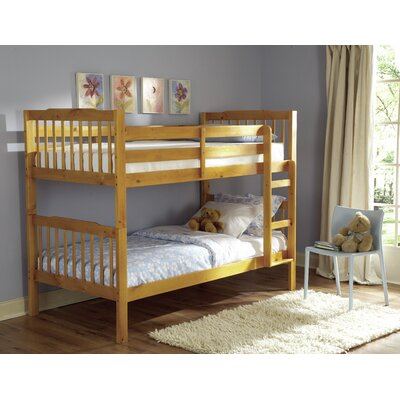 Woodhaven Hill B27 Series Twin Bunk Bed