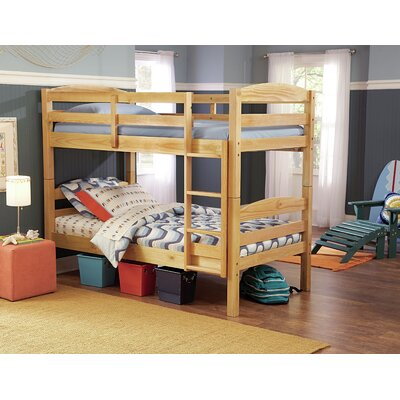 Woodhaven Hill B28 Series Twin Bunk Bed