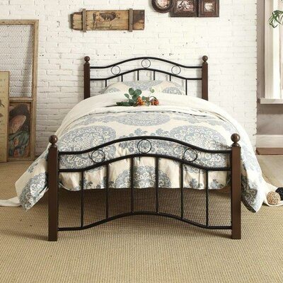 Woodhaven Hill Averny Platform Bed