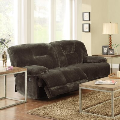 Woodhaven Hill Geoffrey Double Reclining Sofa Image