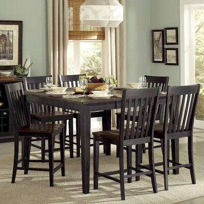 Three Posts Springwater 7 Piece Dining Set