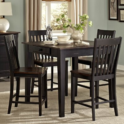 Three Posts Springwater 5 Piece Dining Set