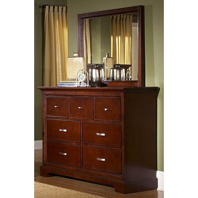 Darby Home Co Troxell Dresser in Dark Che..